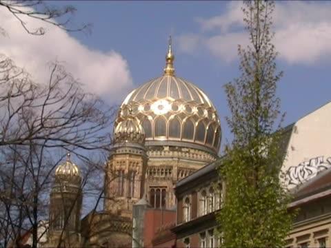 Jüdischer Synagoge in Berlin