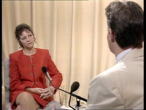 vídeos y material grabado en eventos de stock de judas priest trial; intvw dr sue henley : - judas