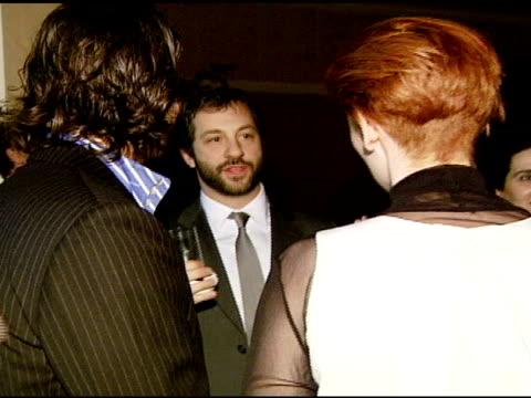 Judd Apatow at the 2007 AFI Awards Honors Creative Teams at Four Seasons Hotel in Los Angeles Calfironia on January 11 2008