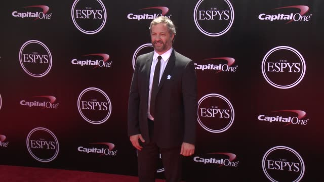 vídeos y material grabado en eventos de stock de judd apatow at the 2016 espy awards at microsoft theater on july 13 2016 in los angeles california - premios espy