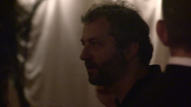 Judd Apatow at the after party for U2 at the Chateau Marmont at Celebrity Sightings in Los Angeles on May 31 2015 in Los Angeles California