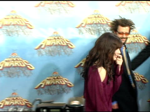 judd nelson at the 2005 mtv movie awards arrivals at the shrine auditorium in los angeles, california on june 4, 2005. - judd nelson stock videos & royalty-free footage