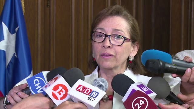a judge in chile questioned the 94 year old widow of the late dictator augusto pinochet on wednesday over charges she embezzled public funds through... - widow stock videos and b-roll footage