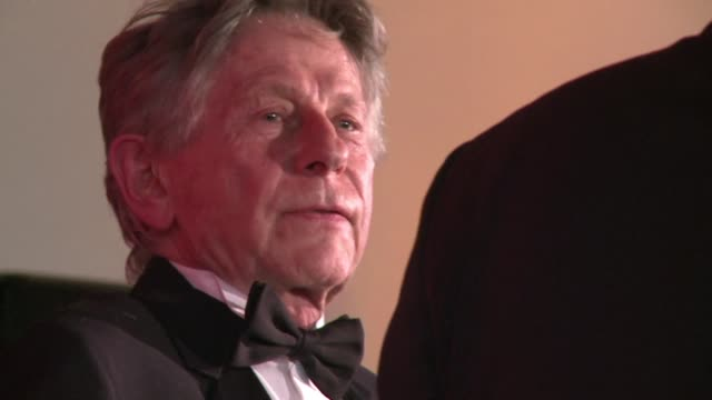 stockvideo's en b-roll-footage met a us judge rejects a motion by fugitive filmmaker roman polanski seeking assurances that he can return to the united states without fear of being... - roman polanski