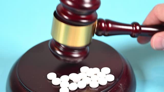 judge sentencing in doping case. - sentencing stock videos & royalty-free footage