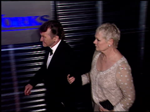 judi dench at the 2000 academy awards dreamworks party at spago in beverly hills california on march 26 2000 - judi dench stock videos & royalty-free footage