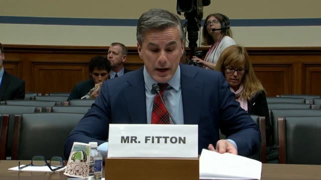 Judicial Watch President Tom Fitton testifies House Oversight and Government Reform subcommittee hearing to review the tax status and accounting of...