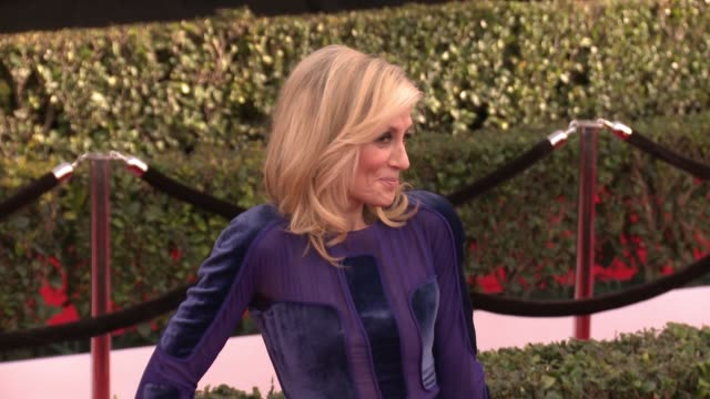Judith Light at 23rd Annual Screen Actors Guild Awards Arrivals at The Shrine Expo Hall on January 29 2017 in Los Angeles California