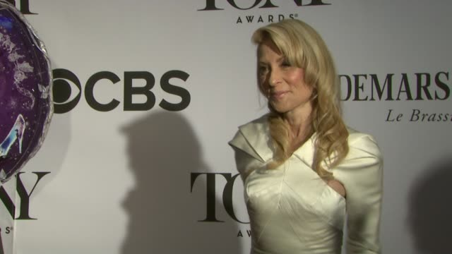 Judith Light at The 67th Annual Tony Awards Arrivals at Radio City Music Hall on June 09 2013 in New York New York