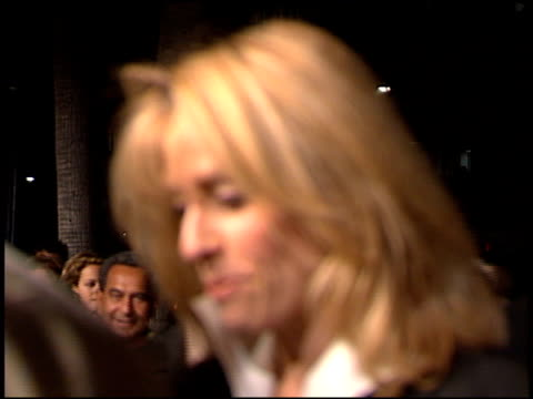judith light at the 'paradise road' premiere at ampas in beverly hills california on april 4 1997 - 映画芸術科学協会点の映像素材/bロール