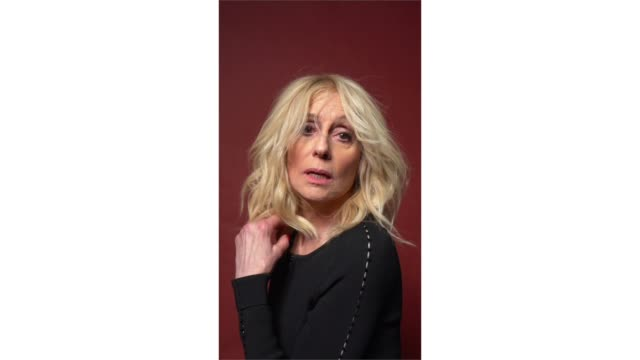 judith light from 'before you know it' poses for a portrait in the pizza hut lounge in park city utah on january 27 2019 in park city utah - park city stock videos & royalty-free footage
