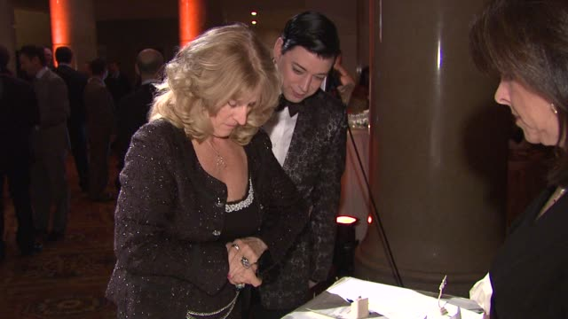 judy dove and malan breton at the worldwide orphans foundation sixth annual benefit gala hosted by heidi klum and seal at new york ny. - seal animal stock videos & royalty-free footage