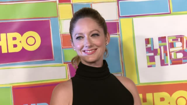 vídeos de stock, filmes e b-roll de judy greer at hbo's official 2014 emmy after party at the plaza at the pacific design center on august 25 2014 in los angeles california - judy greer