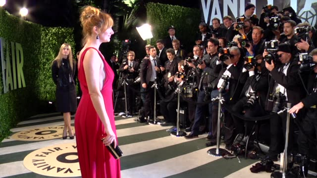 vídeos de stock, filmes e b-roll de judy greer at the 2013 vanity fair oscar party hosted by graydon carter judy greer at the 2013 vanity fair oscar party at sunset tower on february 24... - judy greer