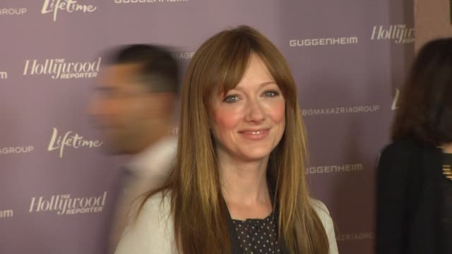 vídeos de stock, filmes e b-roll de judy greer at the hollywood reporter's annual 'power 100 women in entertainment breakfast' beverly hills ca united states 12/7/11 - judy greer