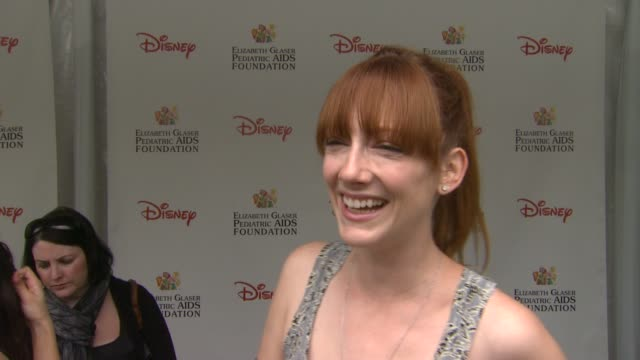 Judy Greer on how she feels to be at the 22nd Annual Time for Heroes Celebrity Picnic why she wanted to come and support what about this event keeps...