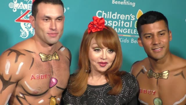 judy tenuta at the abbey food and bar's 11th annual christmas in september at the abbey nightclub in west hollywood in celebrity sightings in los... - food bar stock videos and b-roll footage