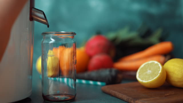 juicing vegetable, carrot, black carrot, radish, turnip - antioxidant stock videos & royalty-free footage