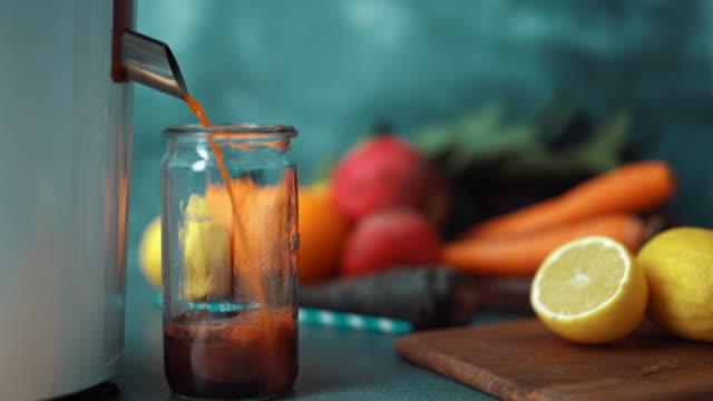 juicing vegetable, carrot, black carrot, radish, turnip - carrot stock videos & royalty-free footage
