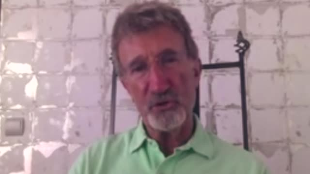 jules bianchi dies nine months after crash location unknown ext eddie jordan interview via the internet sot he was the potential of a world champion... - richard pallot stock-videos und b-roll-filmmaterial