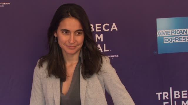 julia bacha at 2012 tribeca film festival - shorts program: help wanted at amc lowes villiage on april 21, 2012 in new york, new york - tribeca festival stock videos & royalty-free footage