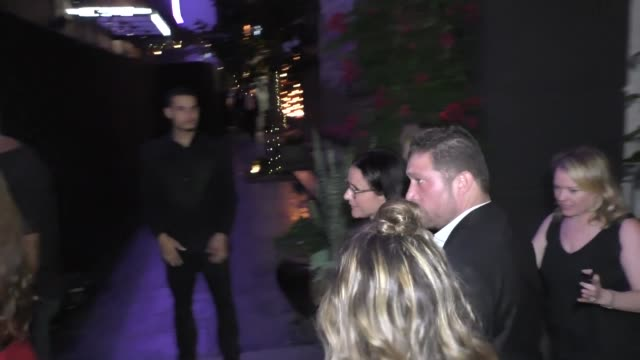 Julia LouisDreyfus at the Audi Emmy Party in Hollywood in Celebrity Sightings in Los Angeles