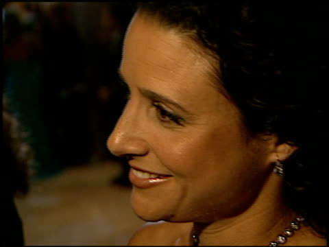julia louisdreyfus at the carousel of hope ball at the beverly hilton in beverly hills california on october 28 2000 - carousel of hope stock videos and b-roll footage
