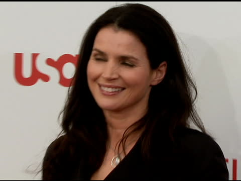julia ormond at the 34th afi life achievement award: a tribute to sean connery at the kodak theatre in hollywood, california on june 8, 2006. - afi life achievement award stock videos & royalty-free footage
