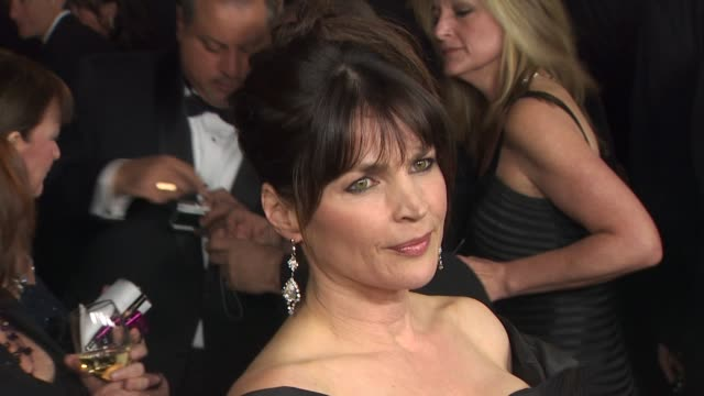 julia ormond at the 63rd annual directors guild of america awards at hollywood ca. - アメリカ監督組合点の映像素材/bロール