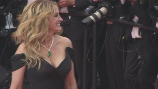Julia Roberts at 'Money Monster' Red Carpet on May 12 2016 in Cannes France