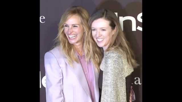 Julia Roberts Clare Waight Keller at Fourth Annual InStyle Awards