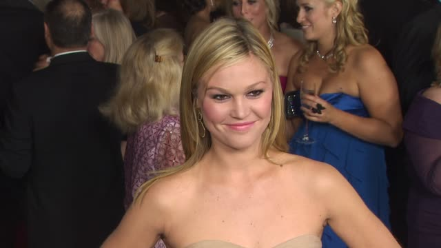 julia stiles at the 63rd annual directors guild of america awards at hollywood ca - julia stiles stock videos and b-roll footage