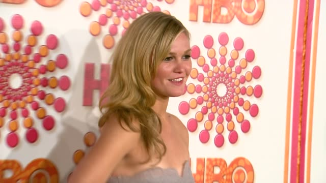 julia stiles at the hbo's annual emmy awards post award reception at los angeles ca - julia stiles stock videos and b-roll footage