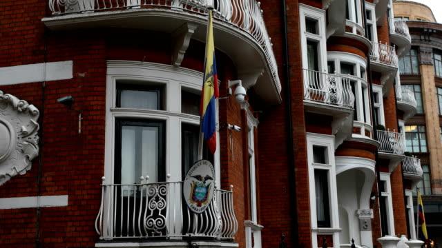 Julian Assange was granted an Ecuadorian citizenship The Ecuadorian officials also requested a diplomatic passpord for their new citizen which was...