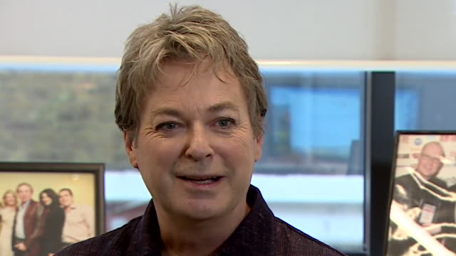 julian clary saying he is glad the secret about a national lottery scheme to help theatres stage pantomimes in the coronavirus crisis during... - mystery stock videos & royalty-free footage