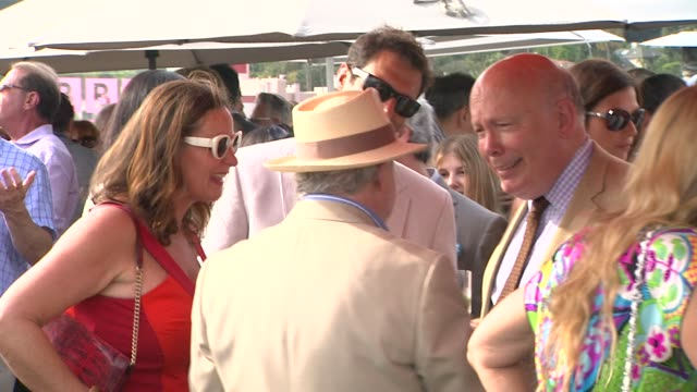 julian fellowes at bafta tv tea 2012 presented by bbc america on 9/22/2012 in west hollywood, ca. - julian fellowes stock videos & royalty-free footage