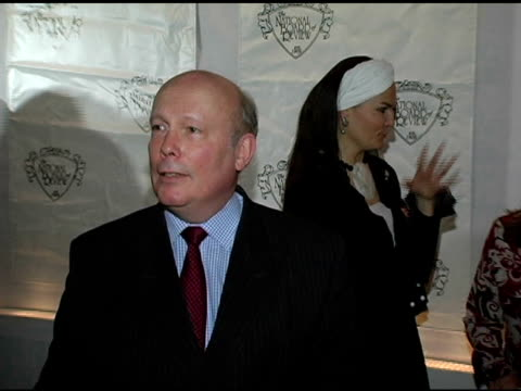 julian fellows and emma kitchener-fellowes at the 2005 national board of review of motion pictures awards ceremony at tavern on the green in new... - julian fellowes stock videos & royalty-free footage