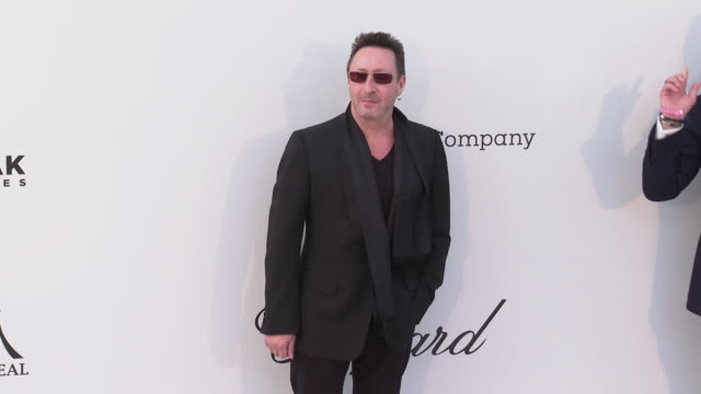Julian Lennon at the amfAR Cannes Gala 2019 Arrivals at Hotel du CapEdenRoc on May 23 2019 in Cap d'Antibes France