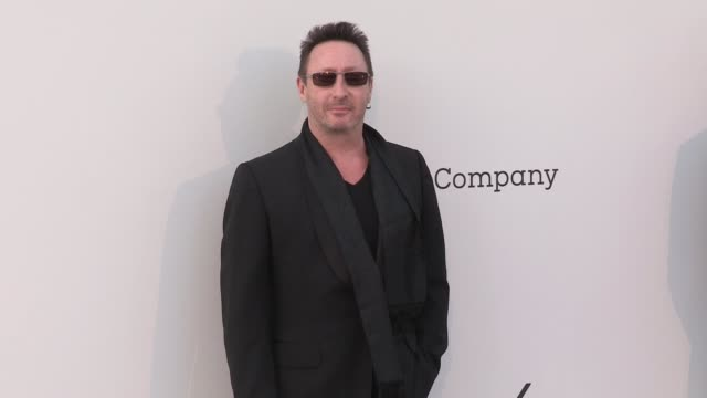 Julian Lennon Nina Marker Mackenzie Drazan Faretta Theresa Hayes Adesuwa Aighewi and more on the red carpet for the 2019 Cannes amfAR Gala at Hotel...