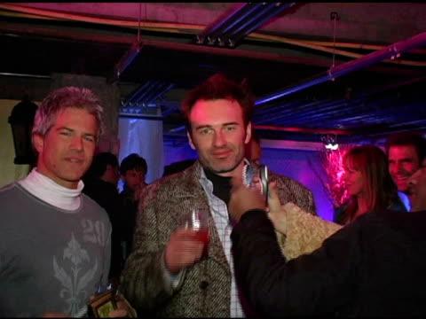 Julian MacMahon at the Motorola's 2nd Annual Late Night Lounge at Motorola Lodge in Park City Utah on January 23 2005