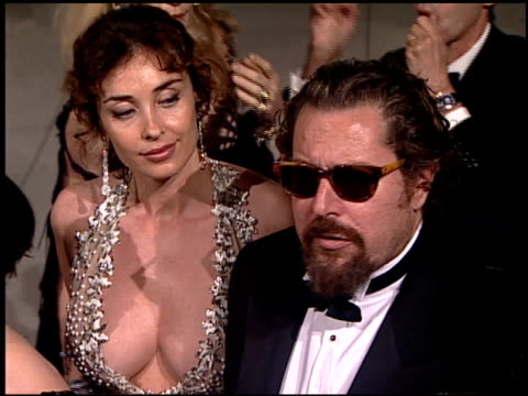 vidéos et rushes de julian schnabel at the 2001 academy awards vanity fair party at the shrine auditorium in los angeles california on march 25 2001 - vanity fair oscar party