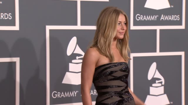 Julianne Hough at 54th Annual GRAMMY Awards Arrivals on 2/12/12 in Los Angeles CA