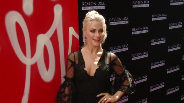 Julianne Hough at Revlon's Annual Philanthropic Luncheon in Los Angeles CA