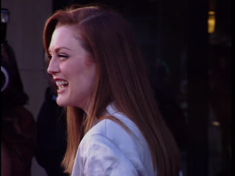 Julianne Moore at the Nine Months Premiere at Century City in Century City CA