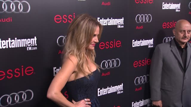 Julie Benz arrives at Entertainment Weekly Hosts Celebration Honoring the Screen Actors Guild Awards¨ Nominees on 1/26/13 in Los Angeles CA