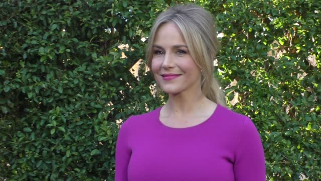 Julie Benz arriving to the 2015 Summer TCA Tour Hallmark Channel and Hallmark Movies And Mysteries in Beverly Hills in Celebrity Sightings in Los...