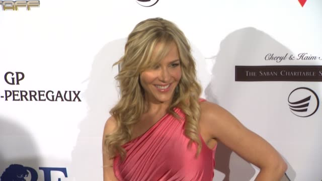 Julie Benz at Andrea Bocelli Foundation's 2011 Benefit Gala on 12/9/2011 in Beverly Hills CA