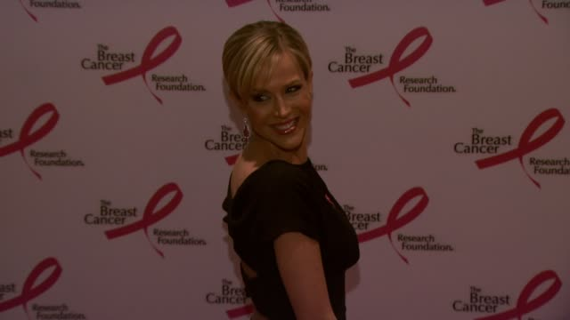 Julie Benz at the 2010 Breast Cancer Research Foundation's Hot Pink Party Arrivals at New York NY