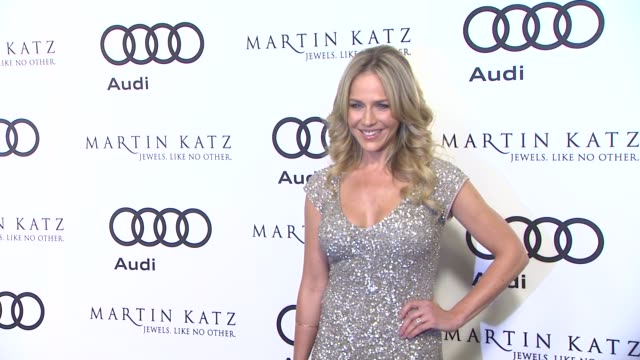 Julie Benz at the Audi And Martin Katz Celebrate The 2012 Golden Globe Awards in West Hollywood CA