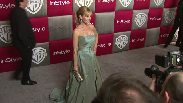 Julie Benz at the InStyle 2009 Golden Globes After Party Part 3 at Los Angeles CA